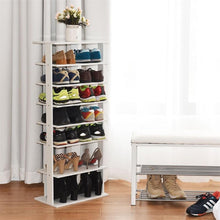 Load image into Gallery viewer, 7-Tier Shoe Rack