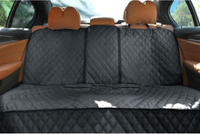 Load image into Gallery viewer, Back Seat Cover For Pets, Waterproof & Shake Clean with armrest