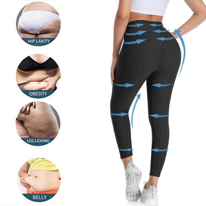 Fitness Leggings High Waisted