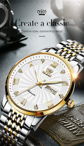 Couple's Watches Luxury Automatic