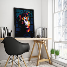 Load image into Gallery viewer, JUICE WRLD Poster