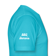 Load image into Gallery viewer, BBQ Demon - turquoise