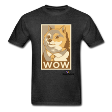 Load image into Gallery viewer, Hanes Doge Coin Tagless T-Shirt - charcoal gray