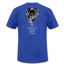 Load image into Gallery viewer, $1000 T-shirt - royal blue