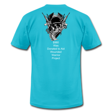 Load image into Gallery viewer, $1000 T-shirt - turquoise