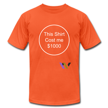 Load image into Gallery viewer, $1000 T-shirt - orange