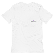 Load image into Gallery viewer, Devilishly Good BBQ Pocket T-Shirt