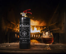 Load image into Gallery viewer, Whisky BLCK Working Designer Fire Extinguisher