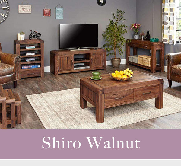 Shiro Walnut