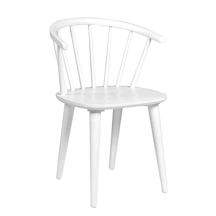 Rowico Scandi Carmen Chair White (Pair)