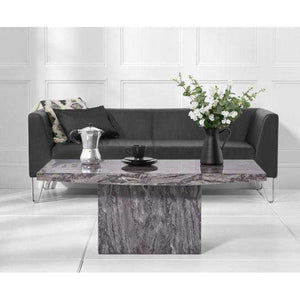 Furnish Our Home:Mark Harris Coruna Grey Coffee Table