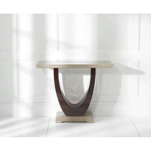 Furnish Our Home:Mark Harris Rivilino Console Table - Brown
