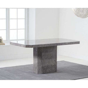 Furnish Our Home:Mark Harris Becca 160cm Grey Dining Table