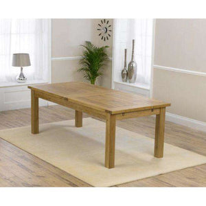 Furnish Our Home:Mark Harris Rustique 220cm Table