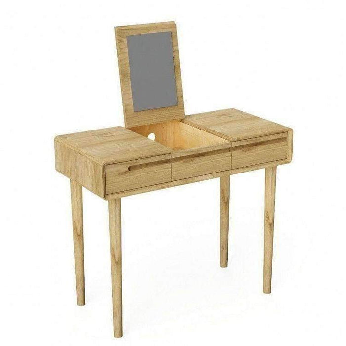 Homestyle Scandic Dressing Table With Mirror