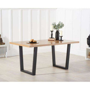 Furnish Our Home:Mark Harris Olina 160cm Dining Table