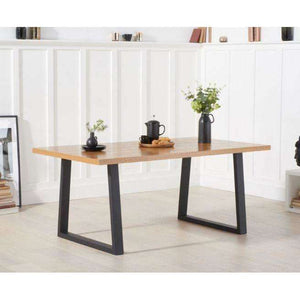 Furnish Our Home:Mark Harris Una 180cm Dining Table