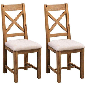 Furnish Our Home:Homestyle Aztec Dining Chair (Pair)