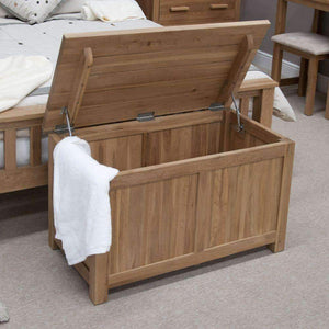 Furnish Our Home:Homestyle Opus Blanket Box