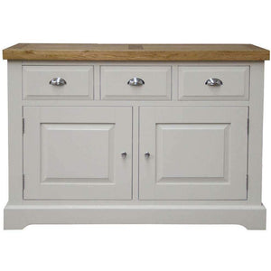 Furnish Our Home:Homestyle Painted Deluxe Medium Sideboard