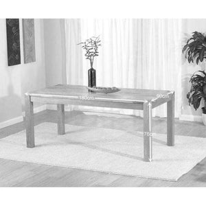 Furnish Our Home:Mark Harris Verona Oak 180cm Table