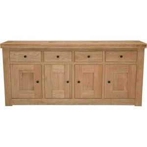 Furnish Our Home:Homestyle Bordeaux 4 Door 4 Drawer Sideboard