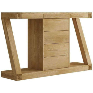 Furnish Our Home:Homestyle Z Wide Console Unit With Drawers