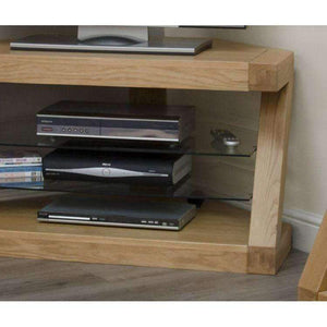 Furnish Our Home:Homestyle Z Corner TV Unit