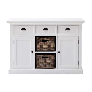 Furnish Our Home:NovaSolo Halifax Sideboard with 2 Baskets