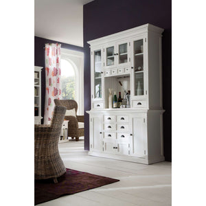 Furnish Our Home:NovaSolo Halifax Kitchen Cabinet Hutch Unit