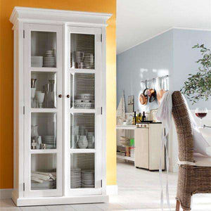 Furnish Our Home:NovaSolo Halifax Double Vitrine