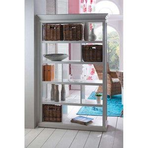 Furnish Our Home:NovaSolo Halifax Room Divider with Basket Set