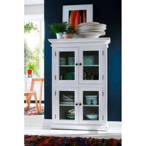 Furnish Our Home:NovaSolo Halifax Pantry Cupboard 2 Levels