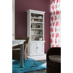 Furnish Our Home:NovaSolo Halifax Single-Bay Hutch Cabinet
