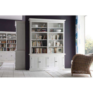 Furnish Our Home:NovaSolo Halifax Double-Bay Hutch Unit