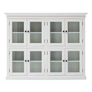 Furnish Our Home:NovaSolo Halifax Pantry Cupboard Large 8 Doors