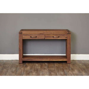 Furnish Our Home:Baumhaus Shiro Walnut Console Table