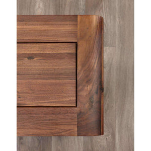 Furnish Our Home:Baumhaus Shiro Walnut 3 Drawer Filing Cabinet