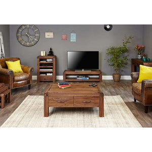 Furnish Our Home:Baumhaus Shiro Walnut Low TV Cabinet