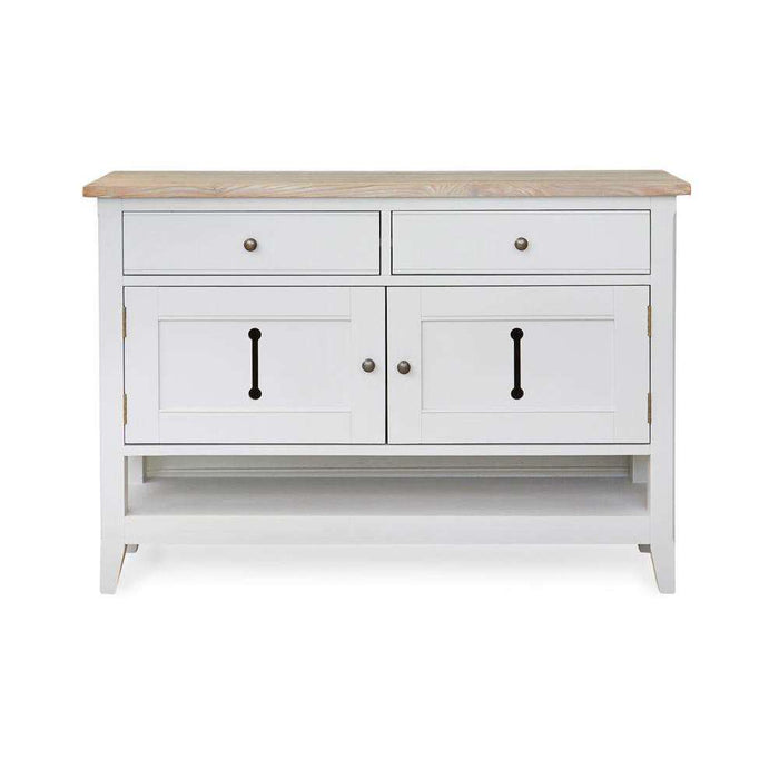 Baumhaus Signature Grey Small Sideboard / Hall Console Table