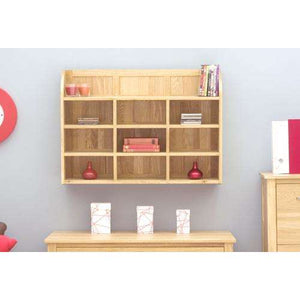 Furnish Our Home:Baumhaus Mobel Oak Reversible Wall Rack