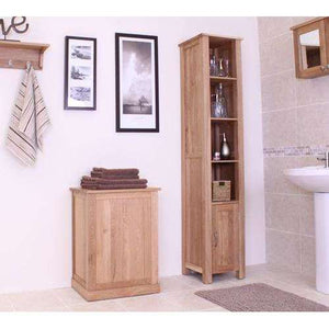 Furnish Our Home:Baumhaus Mobel Oak Laundry Bin