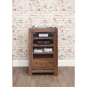 Furnish Our Home:Baumhaus Mayan Walnut Entertainment Ancillaries Storage Unit