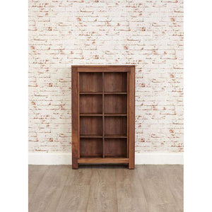 Furnish Our Home:Baumhaus Mayan Walnut DVD / CD Storage Cabinet