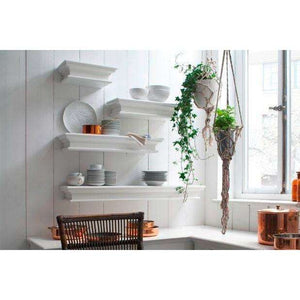 Furnish Our Home:NovaSolo Halifax Floating Wall Shelf, Extra Long