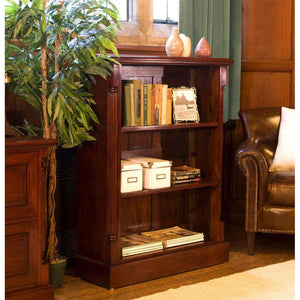 Furnish Our Home:Baumhaus La Roque Mahogany Low Open Bookcase
