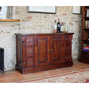 Furnish Our Home:Baumhaus La Roque Mahogany Sideboard