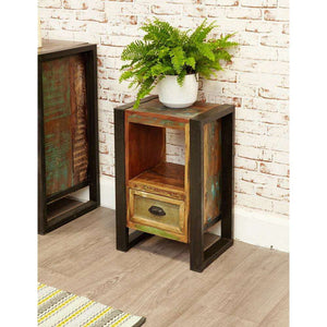 Furnish Our Home:Baumhaus Urban Chic Lamp Table / Bedside Cabinet