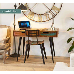 Furnish Our Home:Baumhaus Coastal Chic Laptop Desk / Dressing Table