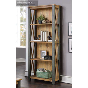 Furnish Our Home:Baumhaus Urban Elegance Reclaimed Tall bookcase